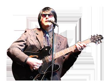 Roy Orbison By, Gord Rebel